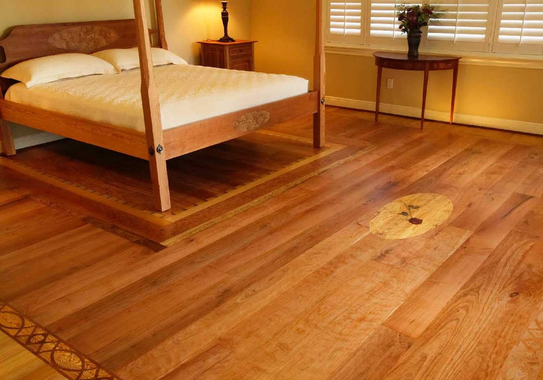 Category bamboo flooring bedroom the best things about for Hardwood floors in bedrooms